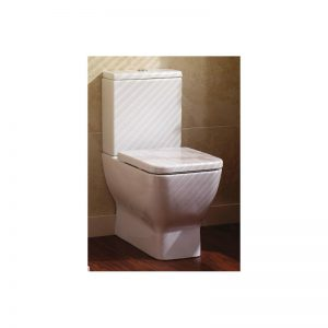 Mere Terrasse WC Pan,Cistern & Soft Close Seat
