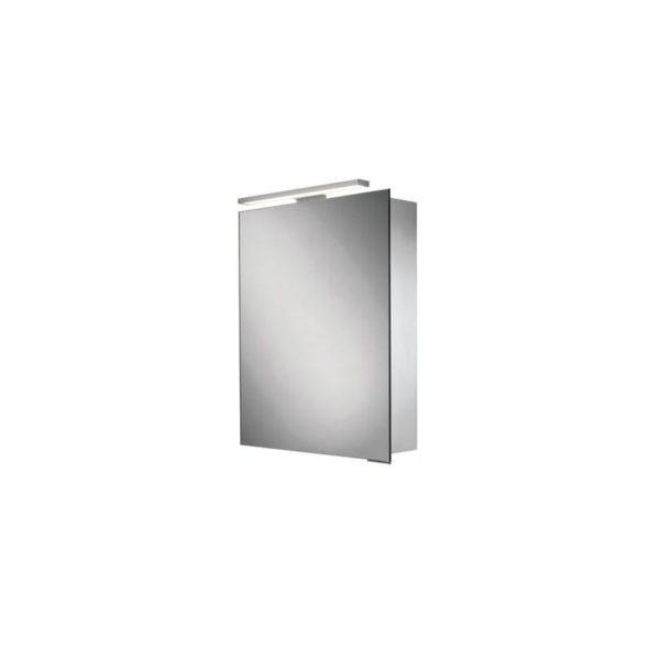 HiB Proton Illuminated Aluminium Cabinet (44800)
