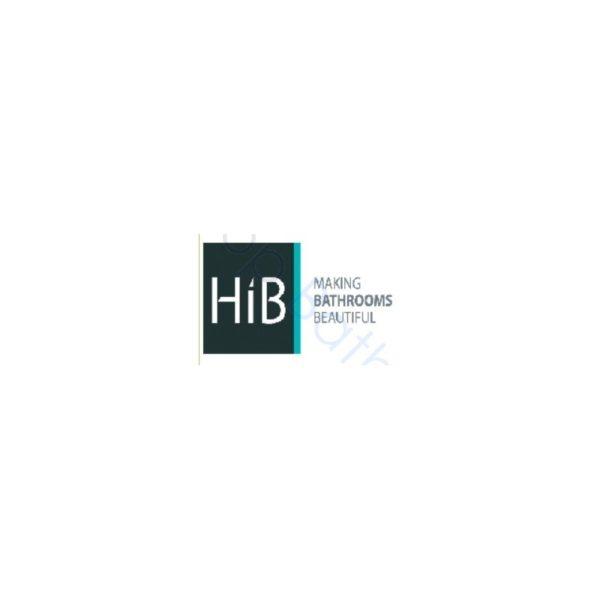 HiB Qubic 60 Illuminated Aluminium Cabinet (46500)