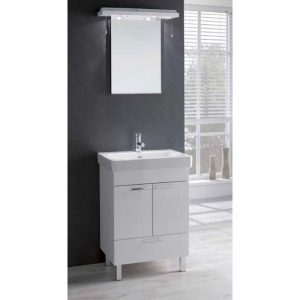 Eastbrook Sorrento 56cm Base Unit & Ceramic Top