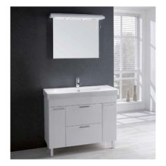 Eastbrook Sorrento 96cm Base Unit & Top