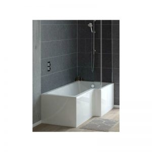 Tissino Lorenzo Showerbath 1700 x 700-850mm – Premium