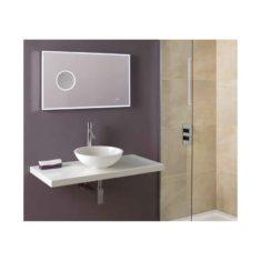 Eastbrook Seville Tableau 1000mm Vanity – High Gloss White