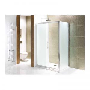 Eastbrook Volente Frosted Slider Door – 1000mm