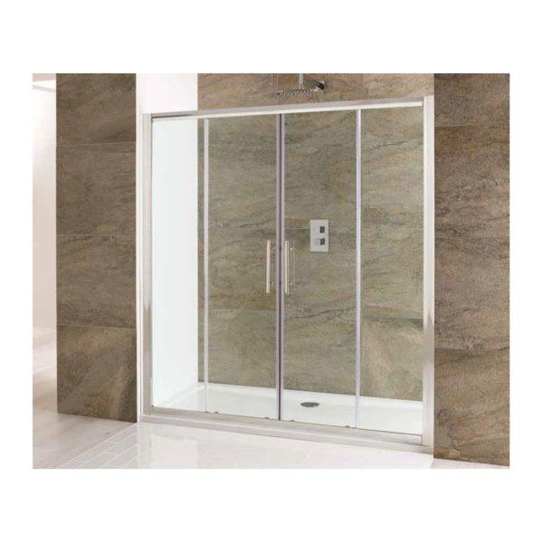 Eastbrook Volente Double Sliding Door - 1700mm