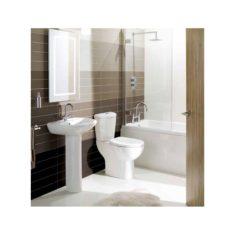 Eastbrook Anjou High Level Pan, Cistern & Soft Close Seat
