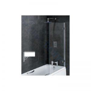 Eastbrook Volente 6mm Easy Clean Bath Screen – 1500 x 850mm
