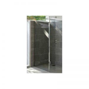 Tissino Armano 400mm Walk in Glass Panel with Wall Profile