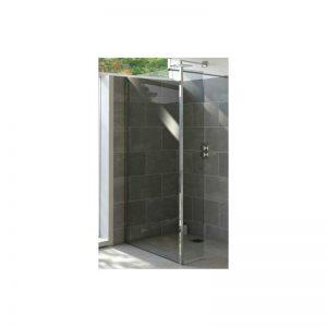 Tissino Armano 800mm Walk in Glass Panel with Wall Profile