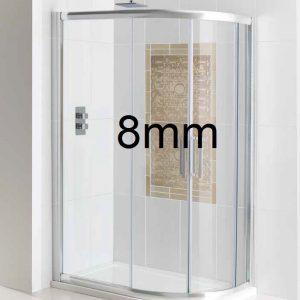 Pivot Door Enclosures