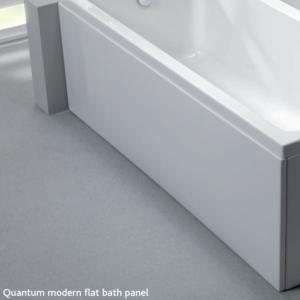 Carron Quantum Bath Front Panel 1650 x 515mm