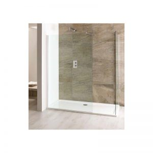 Eastbrook Volente Walk-In Wetroom Panel – 700mm