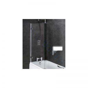 Eastbrook Volente 8mm Easy Clean Bath Screen – 1500 x 850mm