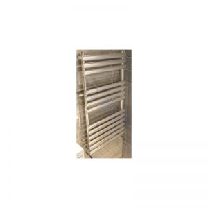 Eastbrook Tunstall Towel Rail 800 x 500mm Chrome