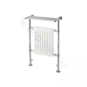 Eastbrook Leadon Traditional Style Towel Rail 940H x 700W