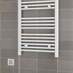 Eastbrook  Biava Dry Element Towel Rail 1100 x 500mm White