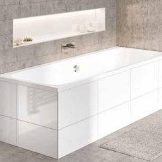 Tissino Londra Double Ended Bath 1800 x 800mm – Premium