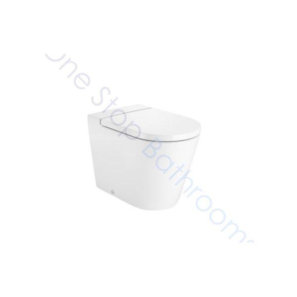 Roca Inspira Round BTW WC Pan & Soft Close Seat