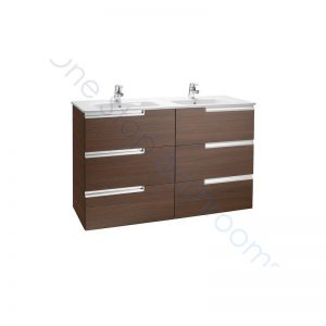 Roca Victoria-N Unik 1200mm 6 Drawer Base Unit & Basin