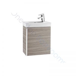 Roca Mini Unik 450mm Washbasin & Unit