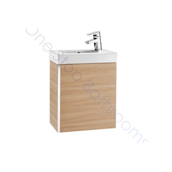 Roca Mini Unik 450mm Washbasin & Unit