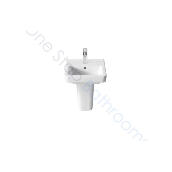 Roca Dama-N Compact Basin 350mm x 320mm - 1TH