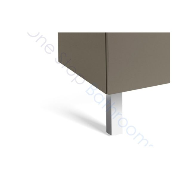 Roca Anima Unik 800mm 2 Drawers, 1 Door Base Unit & Basin