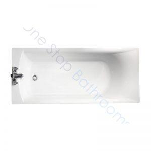 Roca Giralda 1700 x 750 Twin Gripped Acrylic Bath