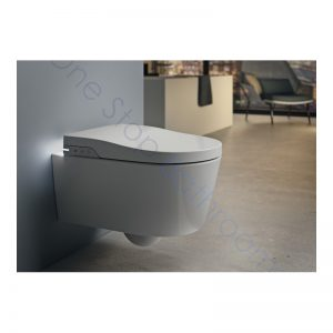 Roca Inspira In-Wash Rimless Wall Hung Smart Toilet