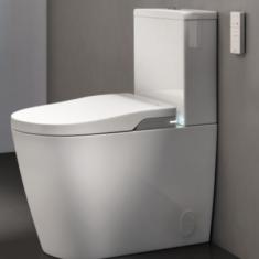 Roca Inspira In-Wash BTW Close Coupled Smart Toilet