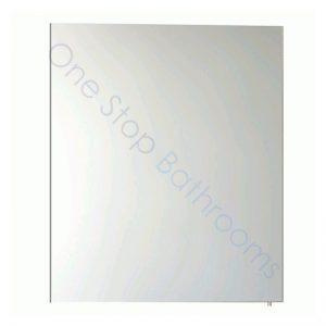 Vitra S50 Mirror Cabinet 60 x 70cm RH – Gloss White