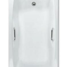 Carron Imperial Twin Grip 1400 x 700 x 400mm Acrylic Bath