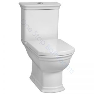 Vitra Serenada Close Coupled WC Pan & Soft Close Seat