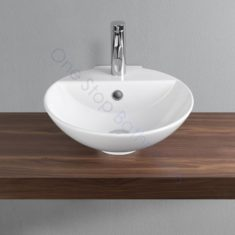 Vitra Countertop Vanity Basin 45 x 45.5cm 1 TH