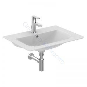 Ideal Standard Concept Air Cube 84cm 1TH Vanity Basin