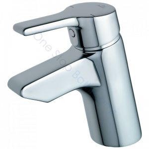 Ideal Standard Active Single Lever 1TH Basin Mixer No Waste