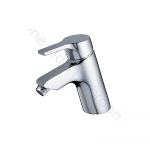 Ideal Standard Active Single Lever 1TH Bidet Mixer with Pop-Up Waste