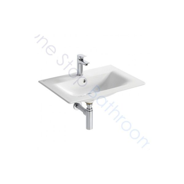 Ideal Standard Concept Air Cube 64cm 1TH Vanity Basin