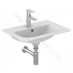 Ideal Standard Concept Air Cube 54cm 1TH Mini Vanity Basin