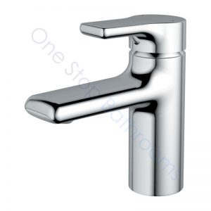 Ideal Standard Attitude 1TH Basin Mixer with Pop-Up Waste