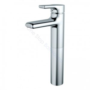 Ideal Standard Attitude 1TH Vessel Basin Mixer with No Waste