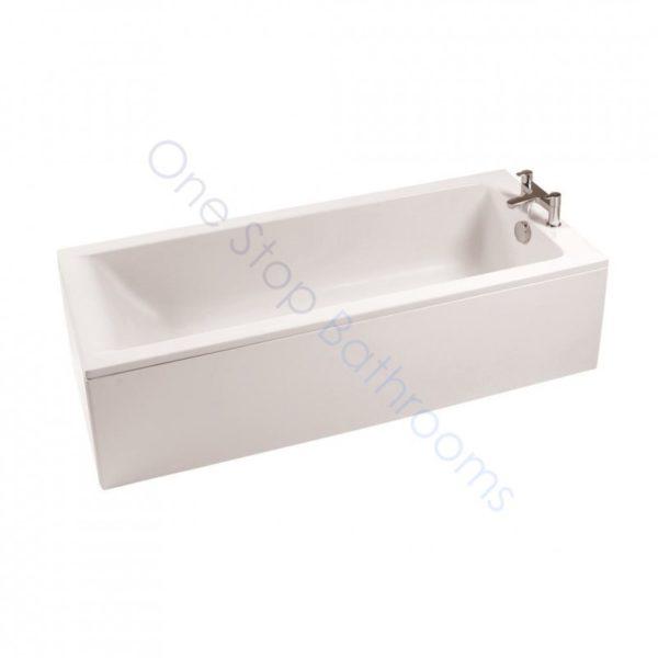 Ideal Standard Concept 5mm Acrylic 1700 x 700mm Bath - 2TH