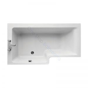 Ideal Standard Concept Space Idealform Plus+ 1500mm Showerbath – LH