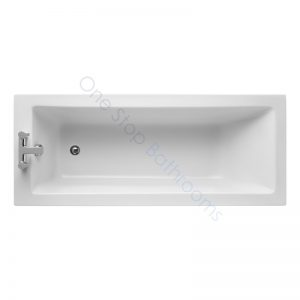 Ideal Standard Tempo Cube 5mm Acrylic 1700 x 700mm Bath