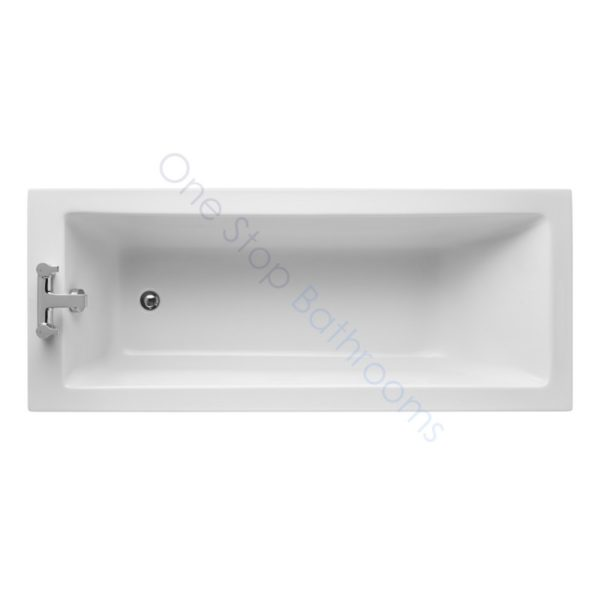 Ideal Standard Tempo Cube 5mm Acrylic 1700 x 700mm Bath