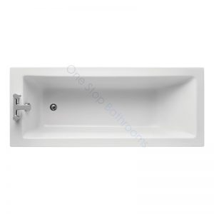 Ideal Standard Tempo Cube Idealform Plus+ 1700 x 700mm Bath