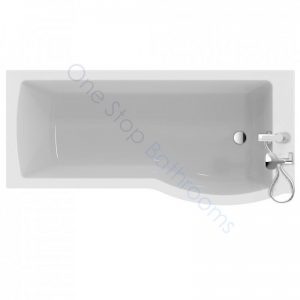 Ideal Standard Tempo Arc 5mm Acrylic Showerbath 1700mm – RH