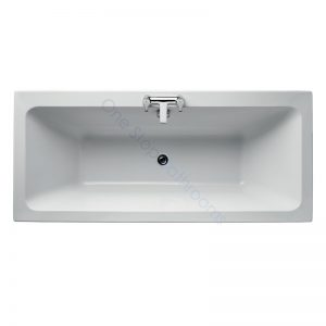 Ideal Standard Tempo Cube DE Idealform Plus+ 1700 x 750mm Bath