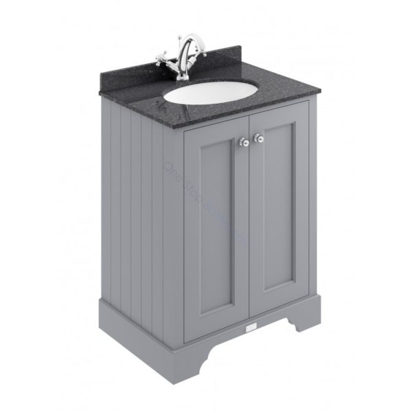 Bayswater 600mm 2 Door Basin Cabinet