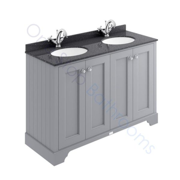 Bayswater 1200mm 4 Door Basin Cabinet